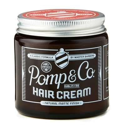 POMP & CO Cream - matująca pasta do włosów 28g