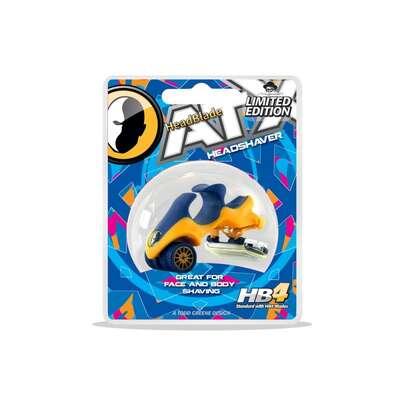 HeadBlade ATX Blue - męska maszynka do golenia głowy na łyso
