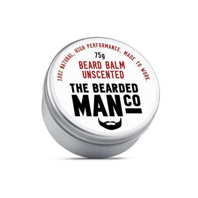 Bearded Man Co - Balsam do brody Bezzapachowy - Unscented 30g (1)