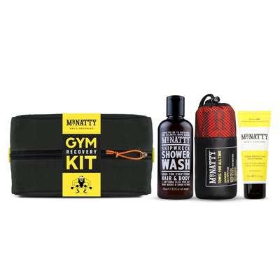 Mr Natty GYM Recovery Kit - zestaw na siłownię