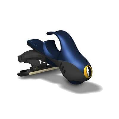 HeadBlade ATX Moto Fire - Męska maszynka do golenia głowy na łyso  (1)