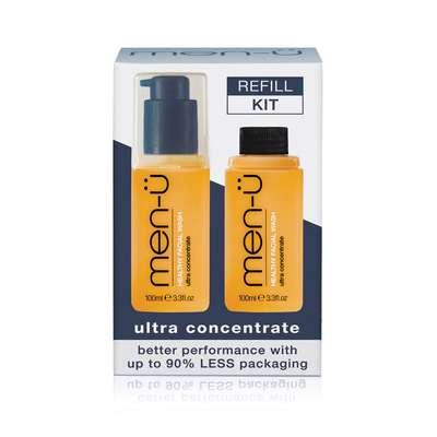 men-u Antybakteryjny żel do mycia twarzy 100 ml (1)