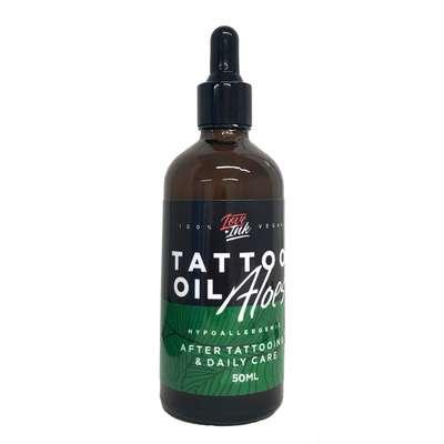 Loveink Tattoo Oil Aloes - olejek do pielęgnacji tatuażu 100 ml (1)