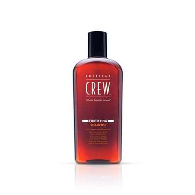 American Crew Fortifying - wzmacniający szampon pogrubiający włosy 250ml (1)