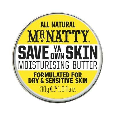 Mr Natty Save Ya Own Skin - nawilżające masło do ciała 30g