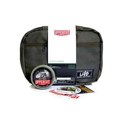 Uppercut Field Kit - kosmetyczka + zestaw do włosów i ciała