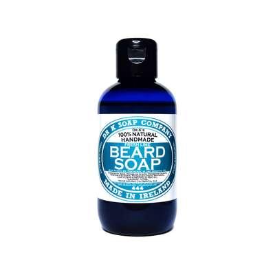 Dr K Soap męski szampon do pielęgnacji brody limonka 100ml