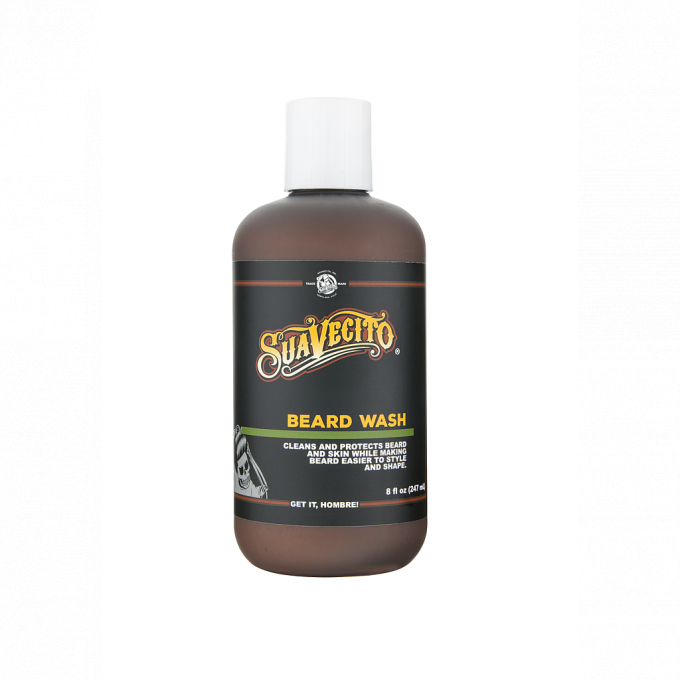 Suavecito Beard Wash - szampon do brody 247ml