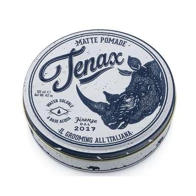 Proraso Tenax Matte Pomade Szara- Pomada do włosów średni hold/matowe wykończenie 125ml