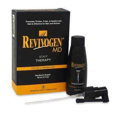 Revivogen Scalp Therapy 1 miesięczna kuracja na porost włosów i brody 60ml