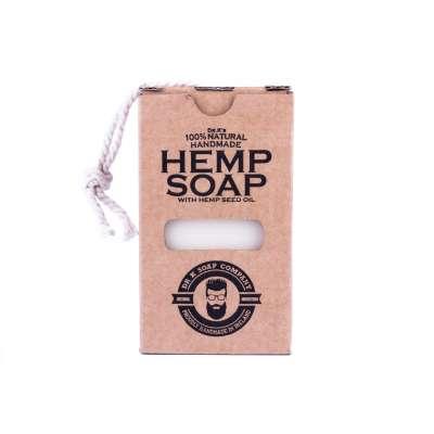 Dr K Soap Hemp Soap - mydło do ciała z dodatkiem oleju konopnego
