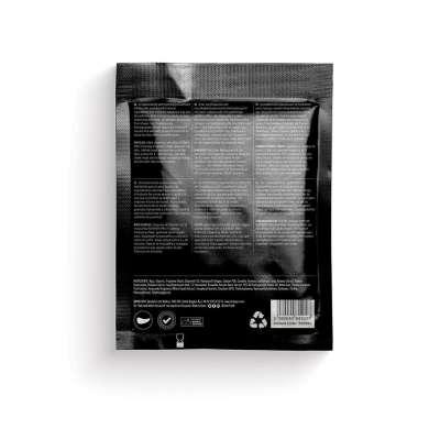 Barber Pro Gentlemen's Sheet Mask - odmładzająco-nawilżająca maska z kolagenem