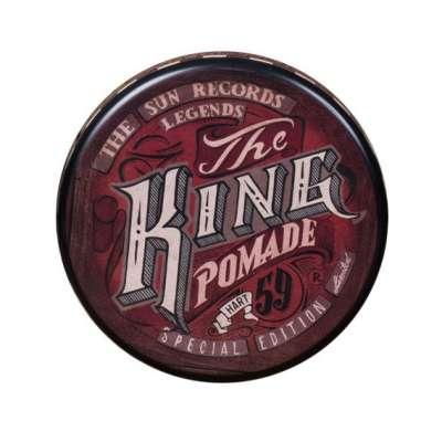 Schmiere Special Edition The Man in Black Pomade Rock Hard - bardzo mocny chwyt, mocny połysk 140 ml (1)