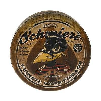 Schmiere Special Edition Poker Medium Pomade - woskowa pomada do włosów 140 ml (1)