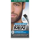 Just For Men M-35 Średni Brąz - odsiwiający żel do brody i wąsów (1)
