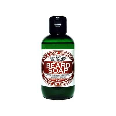 Dr K Soap męski szampon do pielęgnacji brody mięta pieprzowa 100ml