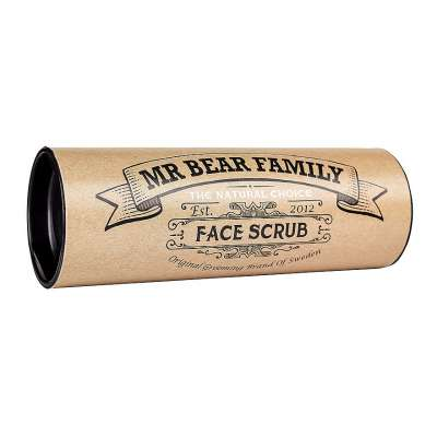 Mr Bear Family Face Scrub - męski peeling do twarzy 75 ml