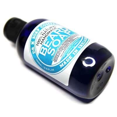 Dr K Soap szampon do brody limonka 100 ml / Zestaw 16 szt.