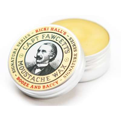 Captain Fawcett edycja Ricki Hall Booze & Baccy balsam do brody 60ml (1)