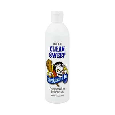 High Life Szampon Clean Sweep - szampon do usuwania trudnych pomad 420 ml