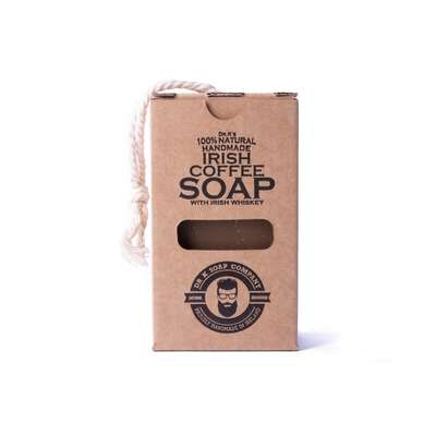 Dr K Soap Irish Coffe Soap with Irish Whiskey - mydło do ciała
