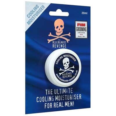 Bluebeards Cooling Moisturiser - chłodząco-nawilżający krem 20 ml