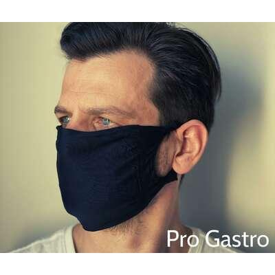 Maseczka ochronna na twarz z jonami srebra wielorazowego użytku 1szt