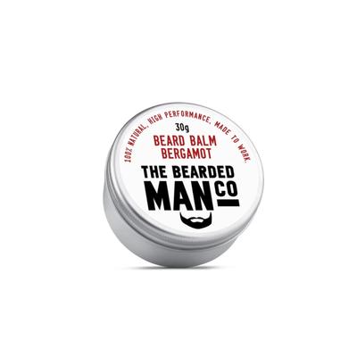 Bearded Man Co - Balsam do brody Stal - Steel 30g (1)