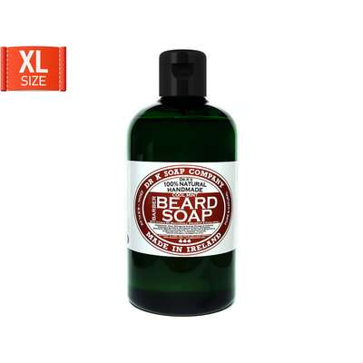 Dr K Soap męski szampon do pielęgnacji brody mięta pieprzowa 250ml