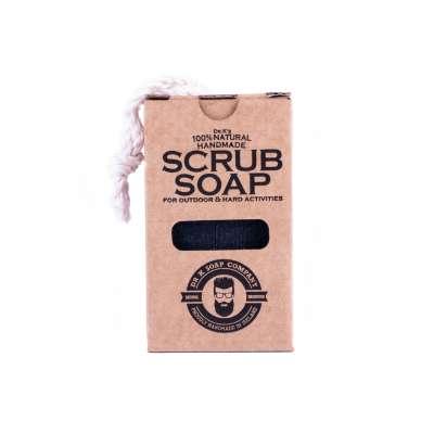 Dr K Soap Scrub Soap - peelingujące mydło do ciała