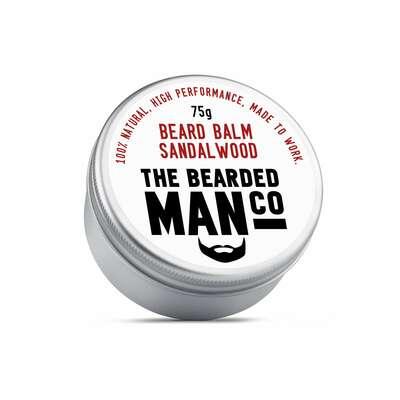 Bearded Man Co - Balsam do brody Drzewo Sandałowe - Sandalwood 30 g (1)