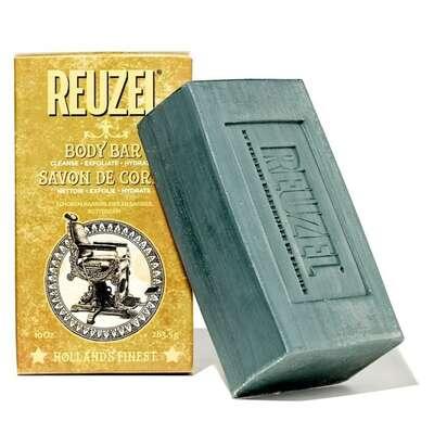 Reuzel Body Bar wydajne miętowe mydło do ciała w kostce 283 g