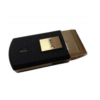 Wahl 3615 Gold Travel Shaver bezprzewodowa golarka podgolarka - Limitowana edycja!