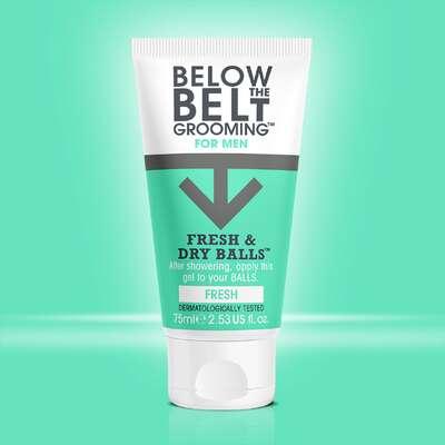 Below the belt - Żel poniżej pasa - Fresh 75ml