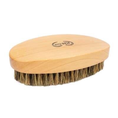 Musth Duży kartacz do brody z włosiem dzika