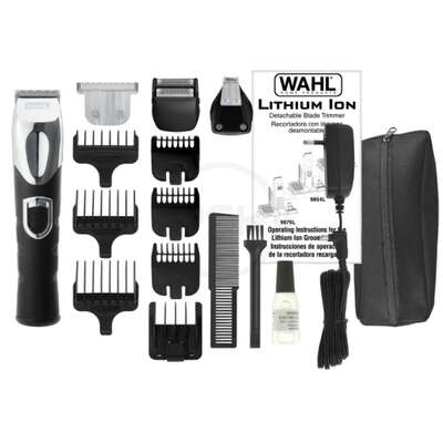 Wahl 9854-616 Trymer Multi Purpose Grooming kit