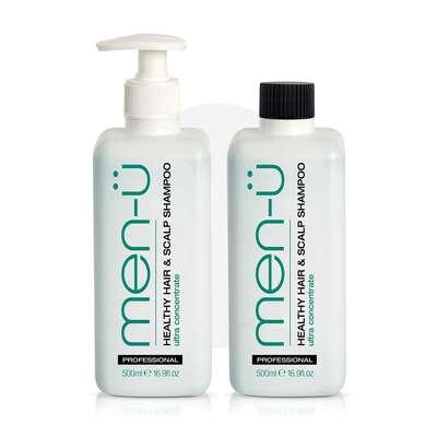 men-u Przeciwłupieżowy normalizujący szampon do włosów 500ml (uzupełnienie)