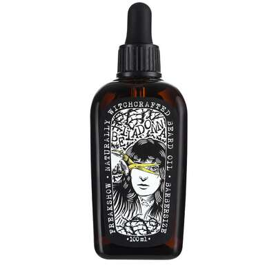 Pan Drwal Freak Show - olejek do brody Belladonna 100ml