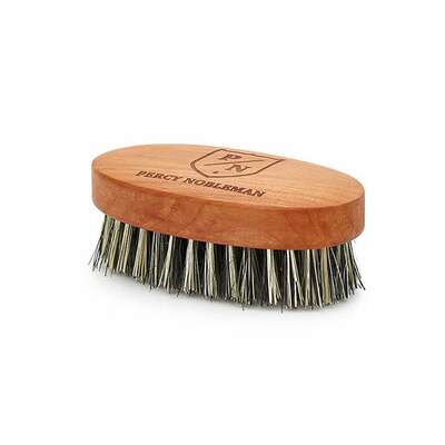 Percy Nobleman Vegan Beard Brush - wegański kartacz szczotka do brody
