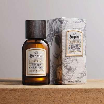 Bullfrog Eau de Parfum Elisir N. 1 - Deadly Nightshade 100 ml