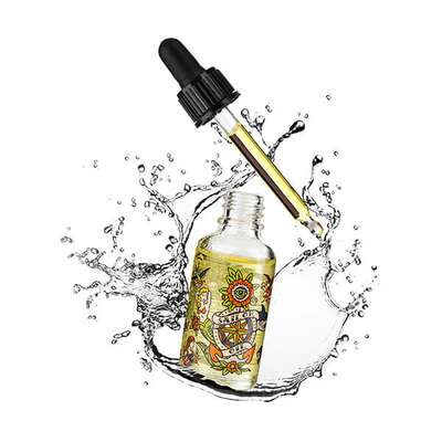 Cyrulicy Sailor Oil -  olejek do brody 10 ml