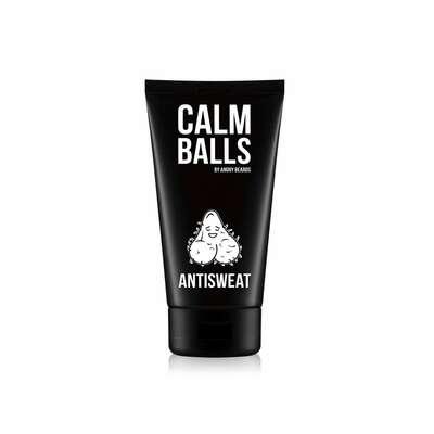 Angry Beards Antisweat deodorant - dezodorant w kremie na kulki 150 ml