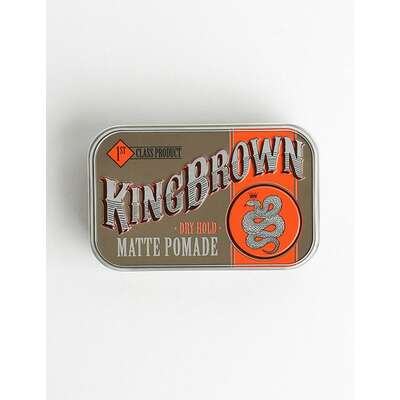 King Brown - Matowa pomada do włosów 75g