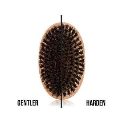 Angry Beards kartacz do krótkiej brody Gentler