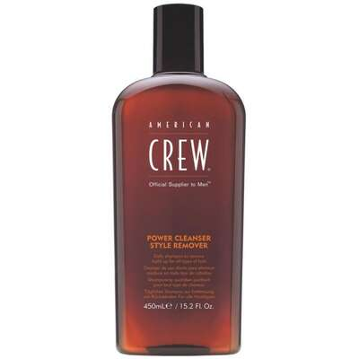 American Crew Power Cleanser szampon do usuwania trudnych pomad 450ml