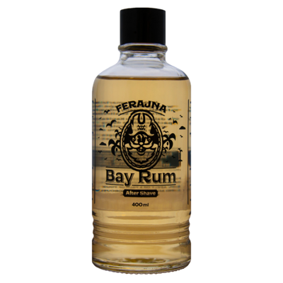 Pan Drwal AfterShave Ferajna Bay Rum - woda po goleniu 400ml