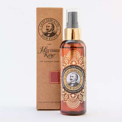 Captain Fawcett Bearded Dame Hair Elixir - eliksir do włosów 100 ml