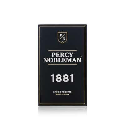Percy Nobleman 1881 woda toaletowa szafran skóra EDT 50ml
