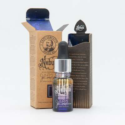 Captain Fawcett John Petrucci Nebula olejek do brody 10ml