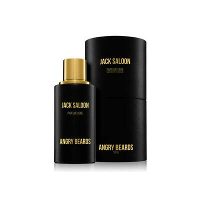 Angry Beards - Perfum Jack Saloon 100 ml